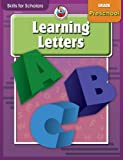 Learning Letters, Grade PK, Carson-Dellosa Publishing Staff, 0769650198