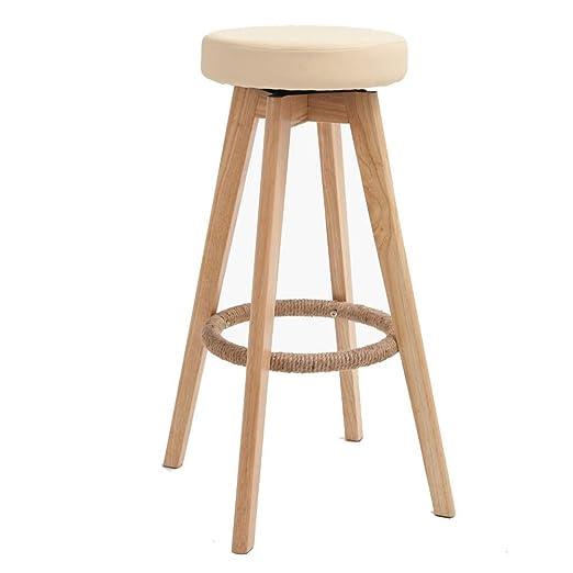 Taburete de bar Mesa y silla de comedor para el hogar Taburete ...