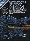 1: Progressive Heavy Metal Lead Guitar