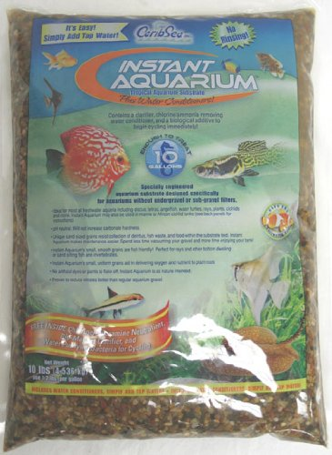 Carib Sea Inc. 025-01824 Carib Sea Instant Aquarium Rio Grande 10lb