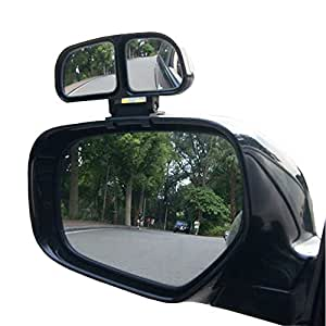 yasoko plastic housing auto auxiliary blind spot mirror car side angle side view. Black Bedroom Furniture Sets. Home Design Ideas