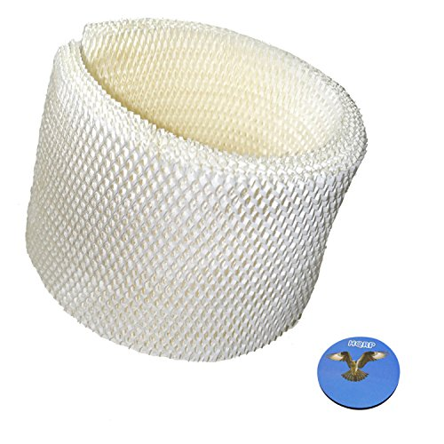 HQRP Wick Filter for Kenmore 758-15408, 758.154080, 758.17006, 758-29988 Humidifier + HQRP Coaster (Humidifier Wet Filter)