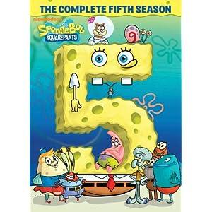 Spongebob Squarepants: Complete Fifth Season (2012)