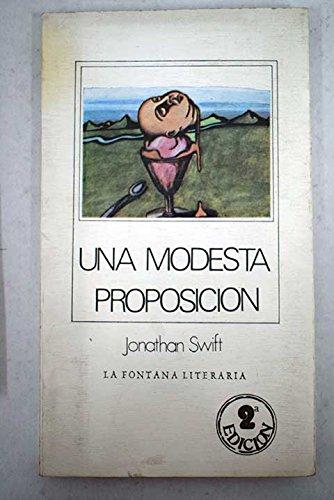 Una modesta proposicion: Amazon.es: Swift, Jonathan: Libros