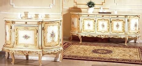 LouisXV - Credenza in stile veneziano barocco Vp9933-5: Amazon.it ...