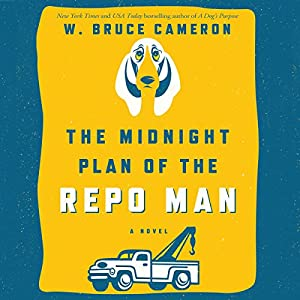 The Midnight Plan of the Repo Man Hörbuch