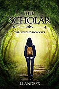 The Scholar by JJ Anders ebook deal