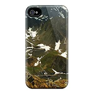 Awesome Design Spring In Our Mountains Hard Case Cover For Iphone 4/4s