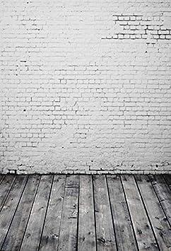 Fondo de fotografía de Pared de ladrillo Viejo en Mal Estado, Pared de Cemento, Retrato de bebé, niños recién Nacidos, Photozone, telones de Fondo para Fotos, Accesorios A12, 10x7ft / 3x2.2m
