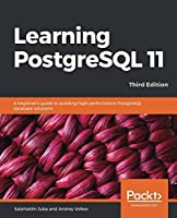 Learning PostgreSQL 11, 3rd Edition Front Cover