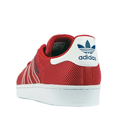 adidas originals superstar zapatillas de hombre S31641 zapatillas red blue white BB5394