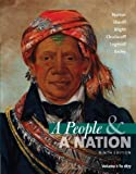 img - for A People and a Nation: A History of the United States, Volume I: To 1877 book / textbook / text book