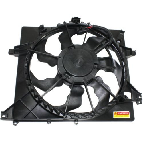 MAPM Premium FORTE KOUP 14-15 RADIATOR FAN SHROUD ASSY, 1.6L Turbo