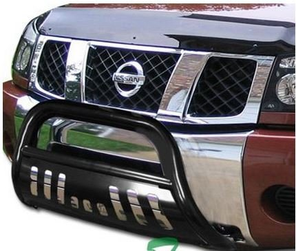 Nissan Titan Brush Guard - 9