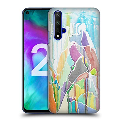 Official Lauren Moss Mt. Whitney's Elbert Mountains Hard Back Case Compatible for Huawei Honor 20 ()
