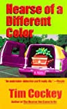 Front cover for the book Hearse of a different color by Tim Cockey