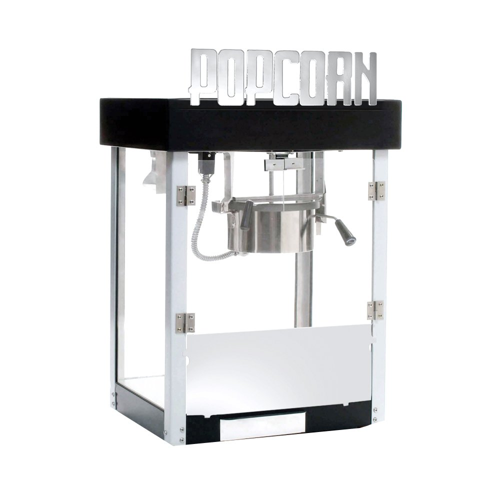 Benchmark 11065 Metropolitan Popcorn Machine, 120V, 1180W, 9.9A, 6 oz Popper