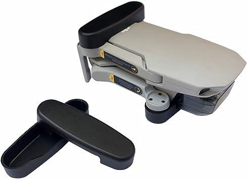 Opinión sobre Linghuang Soporte de Hélice Flexible para dji Mavic Mini Propeller Fastener Protector Cover (Negro)