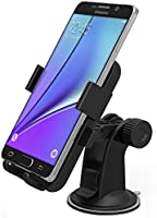 iOttie Easy One Touch XL Soporte para panel de control y parabrisas de carro para Amazon Fire Phone, iPhone 6/6s Plus (5.5), Galaxy S5/S4/Note4/Note3