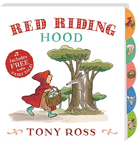 (Red Riding Hood (My Favourite Fairy Tale Board)