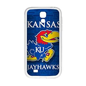 Kansas Jayhawks Brand New And High Quality Hard Case Cover Protector For Samsung Galaxy S4 by runtopwell