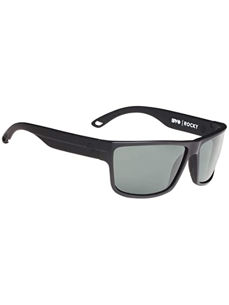 8c60565770 Spy Optic Rocky 673248374863 Rectangular Sunglasses