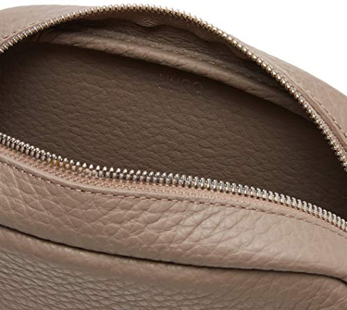 HUGO Damen Downtown Crossb-s Schultertasche Beige (Medium Beige) 5