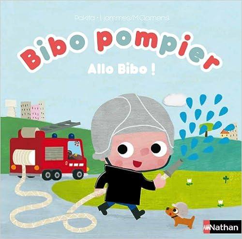 Télécharger en ligne Bibo pompier epub, pdf