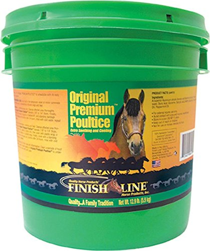 Finish Line Horse Products Original Premium Clay - Clay Poultice
