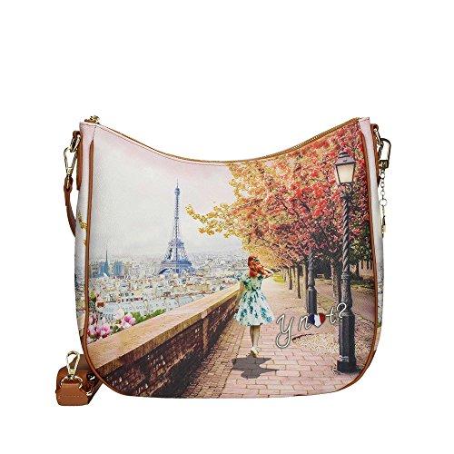 Borsa a spalla Y Not Parigi Tour Eiffel J 373