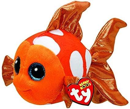 Ty beanie boo plush sami the orange fish beanie boos jpg 425x356 Beanie boo  fish 9597270a4acc