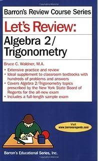 Amazon algebra 2 with trigonometry practice workbook lets review algebra 2trigonometry lets review fandeluxe Gallery