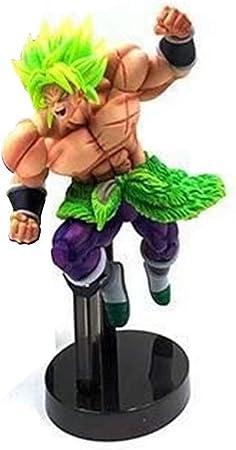 Dragon Ball 2019 Edición Teatral Súper Brouli PVC Adornos acción en Caja Modelo de la Figura 8.5 Pulgadas: Amazon.es: Hogar