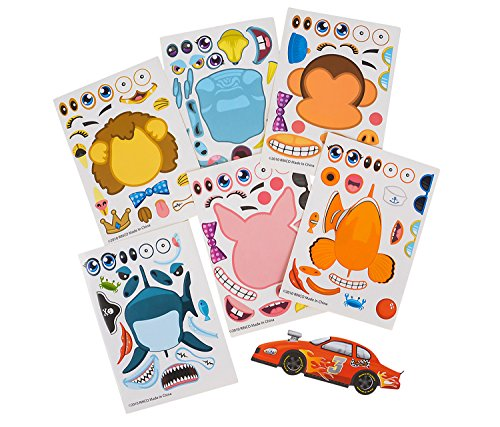 Oasis Supply Assorted Animal Sticker product image