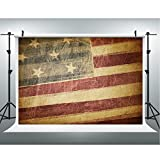 Maijoeyy 7x5ft Photography Backdrops National Flag Backdrop for Independence Day Photo Backgrounds Backdrops Photography Props CK-134197166-D