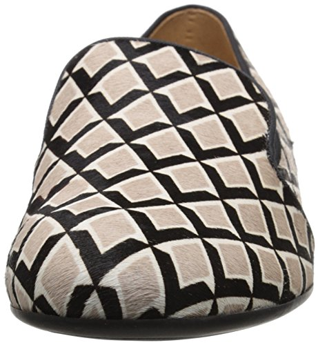 Nine West Clowd Pony Ballet Flat Grey Multi/Black latest cheap online yeo3bYpV