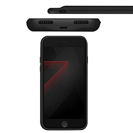 Amazon.com: CoolPower iPhone 7/7plus Caso, Cargador portátil ...