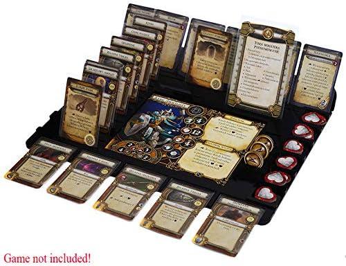 docsmagic.de Player Organizer for Descent 2nd Edition - Tablero de Jugadores: Amazon.es: Juguetes y juegos