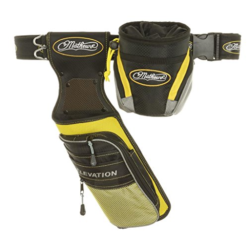 Elevation Nerve Field Mathews Edition Quiver Package, Right Hand