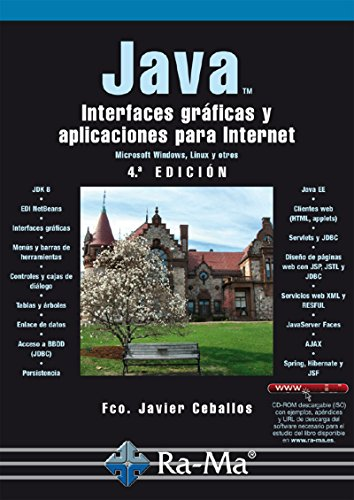 JAVA. Interfaces gráficas y aplicaciones para Internet. 4ª Edición. (Profesional) (Spanish Edition)