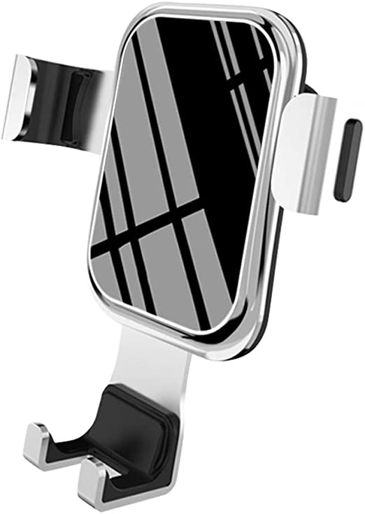 Alexsix Gravity Car Phone Holder Air Vent Car Mount Tempered Glass ...