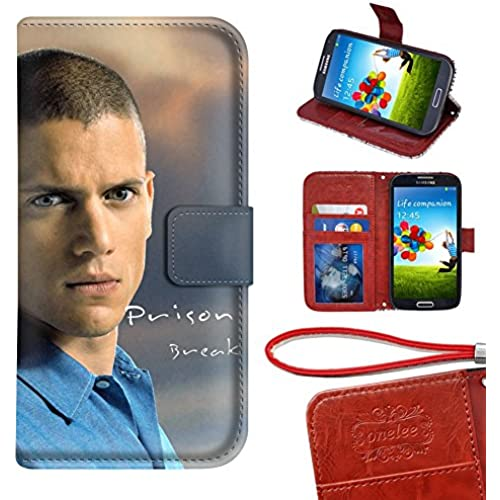 Samsung Galaxy S7 Wallet Case,Durable PU Leather Suspense TV Series Prison Break Wallet Case For Samsung Galaxy S7 Sales