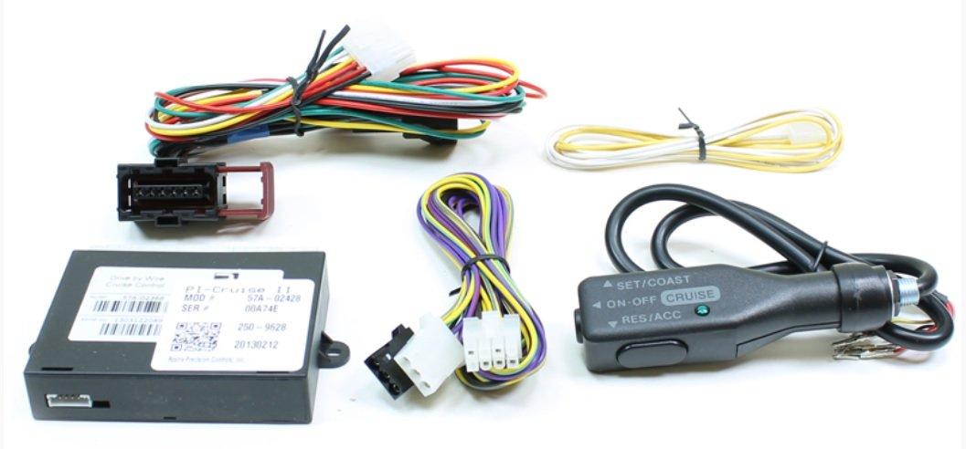 Rostra 250 - 9628 Kit de control de crucero 2010 - 2013 Hyundai Accent & Elantra 2012 - 2013 Kia Rio: Amazon.es: Coche y moto