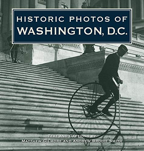 From Mount Vernon to Georgetown, The White House to the monuments, Historic Photos of Washington D.C. is a photographic history collected from the areas top archives. With about 200 photographs, many of which have never been published, this b...