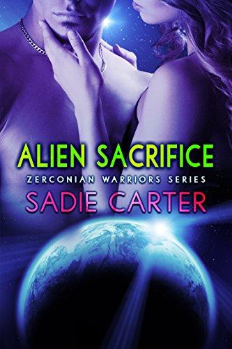 Alien Sacrifice (Zerconian Warriors Book 9) cover