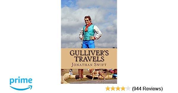 Amazon.com: Gullivers travels (9781500880637): Mr Jonathan ...