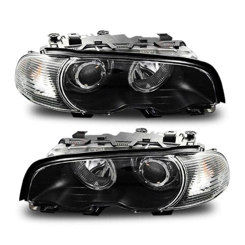 Housing Halo Projector Headlights - 3