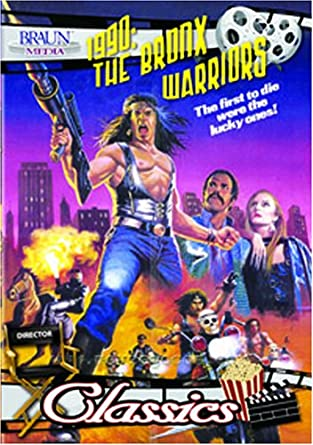 Bronx Warriors: 1990 [Internacional] [DVD]: Amazon.es: Bronx ...