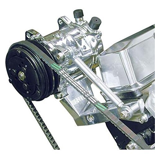 SBC Small Block Chevy V8 Outboard A/C Compressor Bracket ()