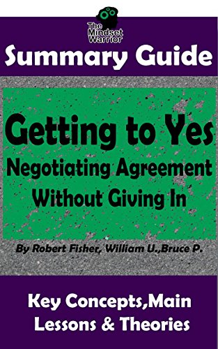 Getting To Yes Negotiating Agreement Without Giving In Ebook